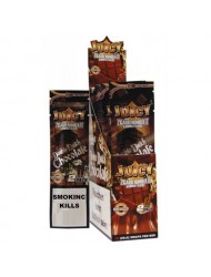 Juicy Jay Blunt Cigar Wraps Double Dutch Chocolate x 25