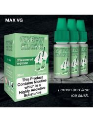 Eco Vape Dripping Range Lemon & Lime Slush - Green Slush V2 30ml