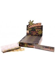 Cannabis Rolling Paper King Size Slim x 25