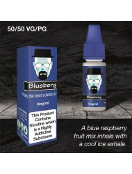 Eco Vape Dripping Range Blue Rasberry - Blueberg 10ml