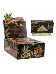 Cannabis Rolls Rolling Paper x 24