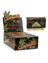 Cannabis Flavoured Rolls- Rolling Paper x 3