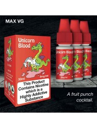 Eco Vape Dripping Range Fruit Punch Cocktail - Unicorn Blood 30ml