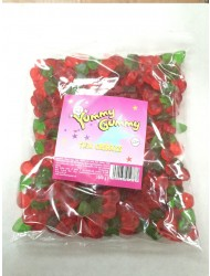 Yummy Gummy Bags 5p Twin Cherries