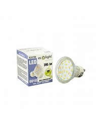 Eco Light LED Bulb GU10 5w Day Light Boxed