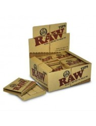 Raw Filter Tips Pre-Rolled Tips x 20
