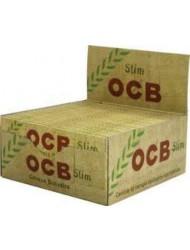 OCB Rolling Paper King Size Slim Organic Hemp  x 50