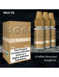 Eco Vape Dripping Range Toffee Donut - Toffee Donut 30ml