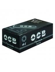 OCB Rolling Paper Black Standard No1 x 50