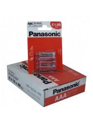 Panasonic AAA 4 Pack x 12