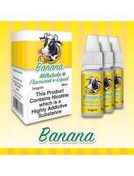 Eco Vape Milkshake - Banana 30ml