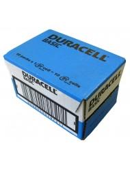 Duracell 9V 1 Pack x 10