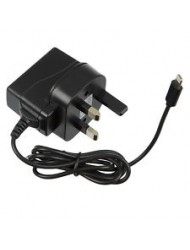 Elite Mains Charger For Micro USB 1A Fast Charging Black