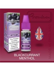 Eco Vape Premium Blackcurrant Menthol V2 10ml