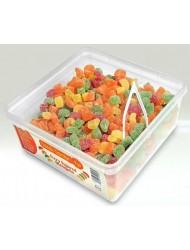 Candy Garden Jelly Tub 1p Mandarin Fizzy
