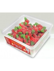 Candy Garden Jelly Tub 5p Cherries Fizzy