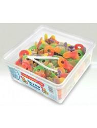 Candy Garden Jelly Tub 5p Sour Dummy Fizzy