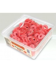 Candy Garden Jelly Tub 5p Watermelon Rings