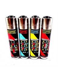 Clipper Lighter Design Weed x 40