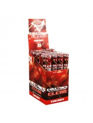 Cyclone Blunt Wraps Clear Cherry x 24