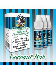 Eco Vape Milkshake - Coconut Bar 30ml
