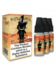 Eco Vape Psycho Bunny Custard Appeel - Sweet Vanilla Custard 30ml