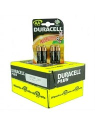 Duracell Simply AA 4 Pack x 20