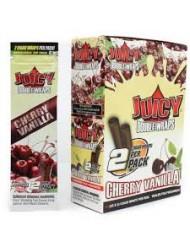 Juicy Jay Blunt Cigar Wraps Cherry Vanilla x 25