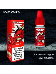 Eco Vape Dripping Range Creamy Dragon Fruit - Dragon Blood 10ml