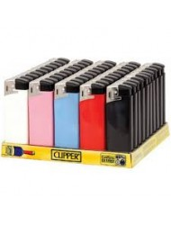 Clipper Lighter Electronic Fit x 50