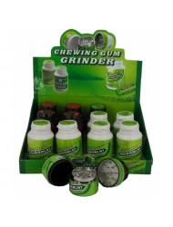 Acrylic Plastic Grinder 3 Tier Spearmint x 1