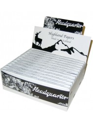Highland Rolling Paper Headquarter x 3