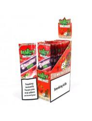 Juicy Jay Blunt Cigar Wraps Strawberry Fields x 25