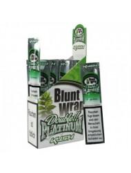 Platinum Blunt Cigar Wraps Kush x 25