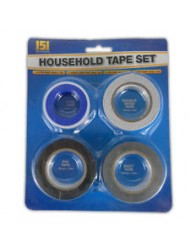 PTFE, Doube Sided, PVC, Duct Tape Set Assorted 1638