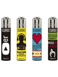Clipper Lighter Design Mode x 40