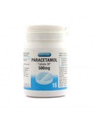 Aspar Paracetamol Tub 16's x 12