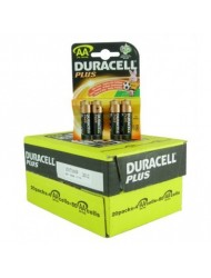 Duracell Plus Power AA 4 Pack x 20