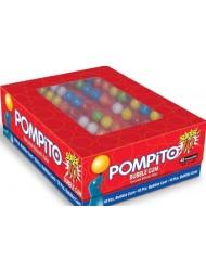 Pompito Bubble Gum 10's x 48