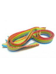 Yummy Gummy Belts Tub 5p Rainbow