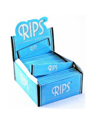 Rips Rolling Paper Blue Xtra Thin King Size x 24