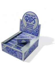 Rips Rolling Paper Blue King Size x 24