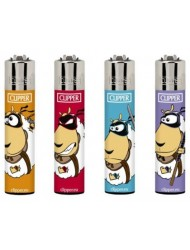 Clipper Lighter Design Ninja Sheep x 40