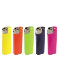 Coyote Electronic Lighter Solid Colour x 50