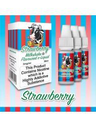 Eco Vape Milkshake - Strawberry 30ml