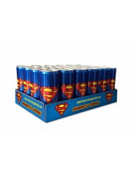 Superman Energy Drink 250ml 48 Can's English Writing Clearance Stock