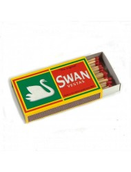 Swan Vestas Child Safety Matches Small 2 x 24