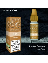 Eco Vape Dripping Range Toffee Donut - Toffee Donut 10ml