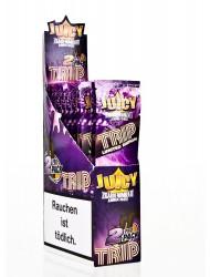 Juicy Jay Blunt Cigar Wraps Trip x 25