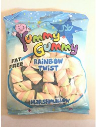 Yummy Gummy Marshmallow Twist x 1